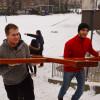 Krzyż Światowych Dni Młodzieży w Tołstoju