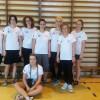 Zawody w koszykówce dziewcząt 15.12.2016 w ZSO nr 4 w Rudzie Śląkiej