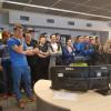 19 października logistycy z klas IV brali udział w zajęciach w Centrum Sterowania Ruchem w Gliwicach