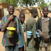 W ostatnim  tygodniu ,dzięki staraniom wolontariuszy pracujących w afryce zachodniej, do naszej szkoły zawitała wystawa zdjęć poświecona ludziom żyjącym w Burkina Faso