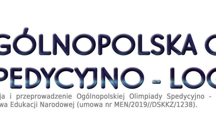 Nasza szkoła jest zarejestrowana w V edycji Ogólnopolskiej Olimpiadzie Spedycyjno-Logistycznej, organizowanej przez Wydział Ekonomiczny Uniwersytetu Gdańskiego