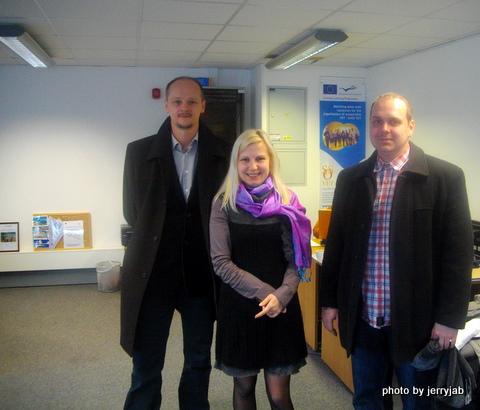 Spotkanie z Europartnership Agency Ltd.