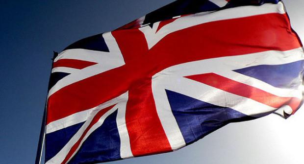 flaga Anglia