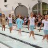 Nasza uczennica Patrycja Preszer uczestniczyła jako modelka w niestandardowym pokazie mody w Aquadromie znanej marki Key Fashion