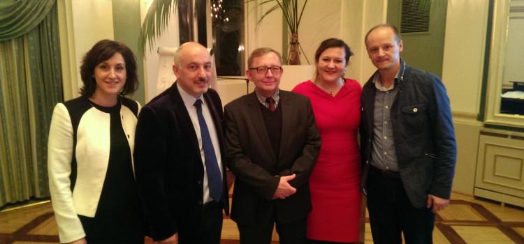 Konferencja ETN w Krakowie – spotkanie z Partnerem Erasmus+