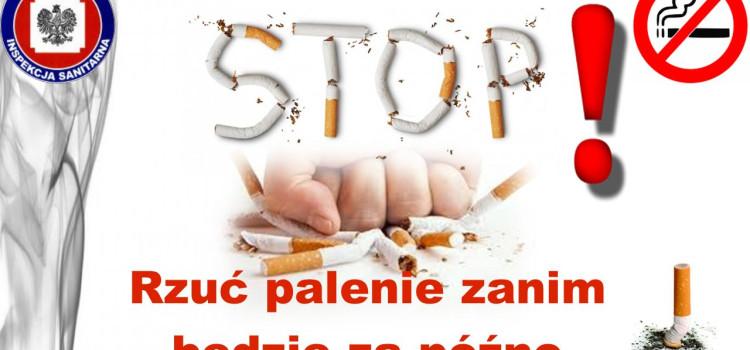 17 listopada Światowy Dzień Rzucania Palenia Tytoniu