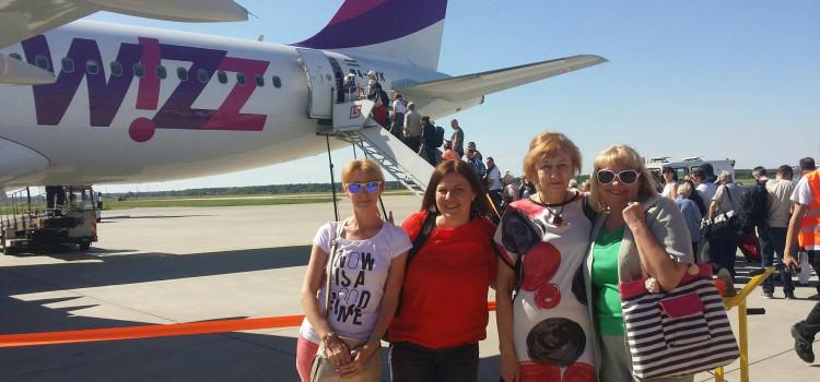 Nasi nauczyciele na szkoleniu we Włoszech!!!