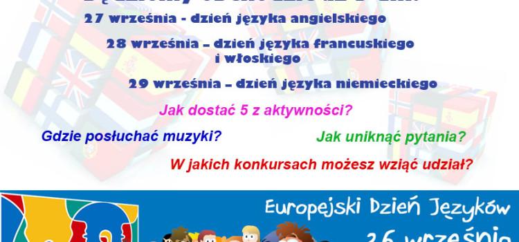 Dni Języków Obcych