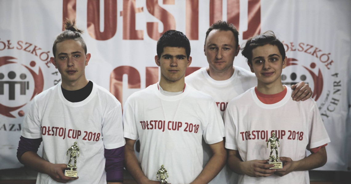 TOŁSTOJ CUP 2018