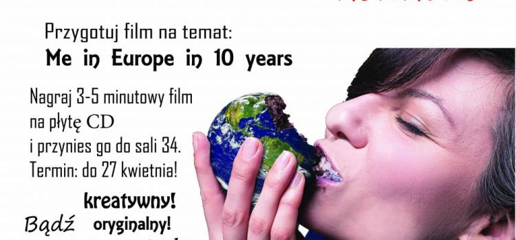 Filmowy Konkurs Języka Angielskiego