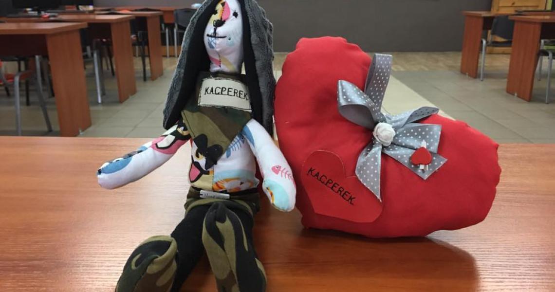 Nasza szkoła z Kołem Wolontariatu włączyła się w akcję pomocy Kacperkowi choremu na glejaka