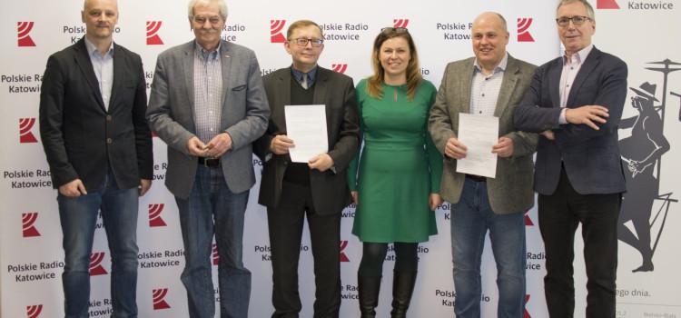 Radio Katowice naszym Partnerem!!!