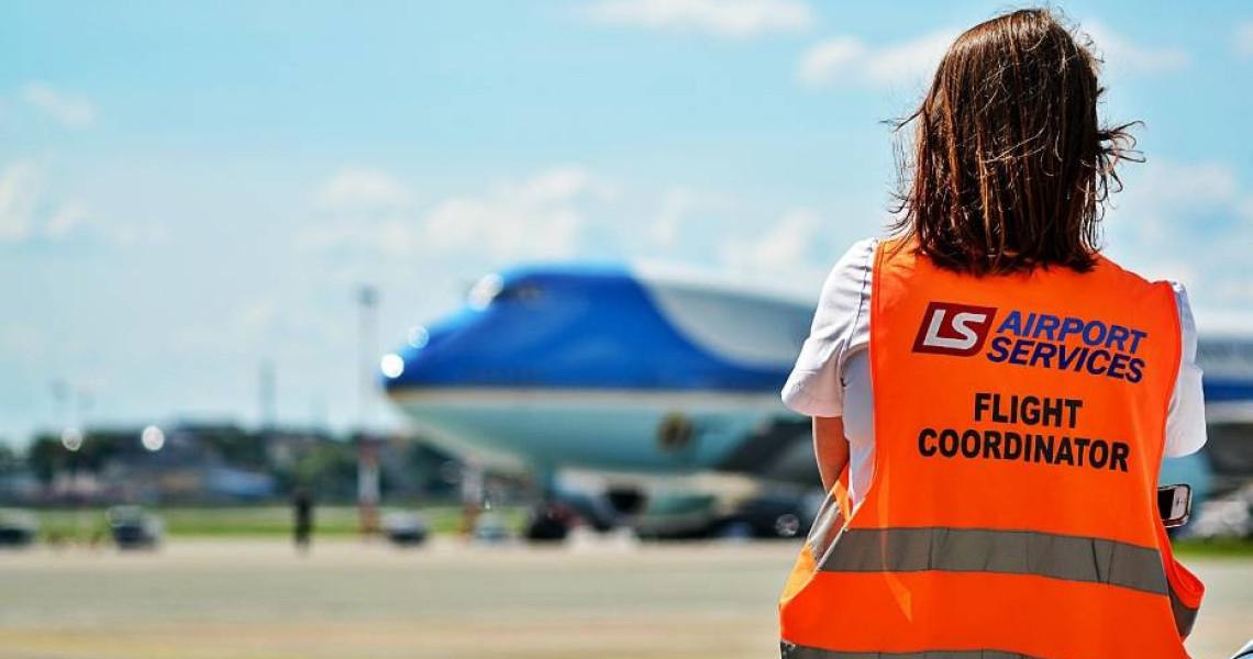 ZSP nr 4 Porozumienie w sprawie praktyk zawodowych z LS AIRPORT SERVICES