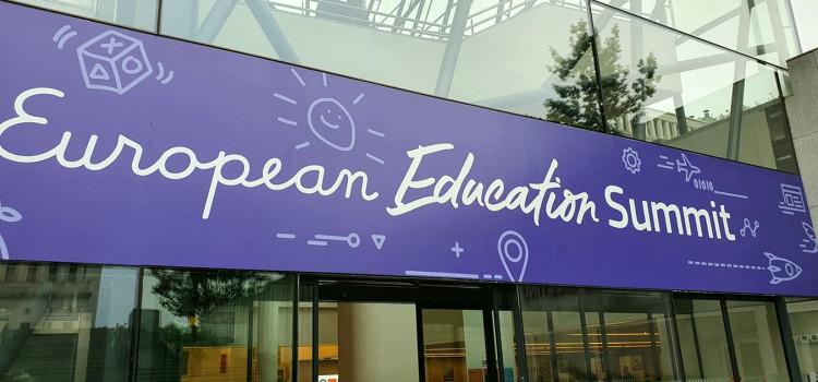 2nd European Education Summit – 2-gi Europejski Szczyt Edukacyjny w Brukseli