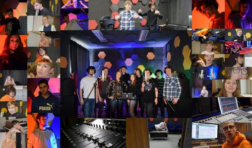 Technik realizacji nagrań – pasja, muzyka, radość, estetyka i porządek