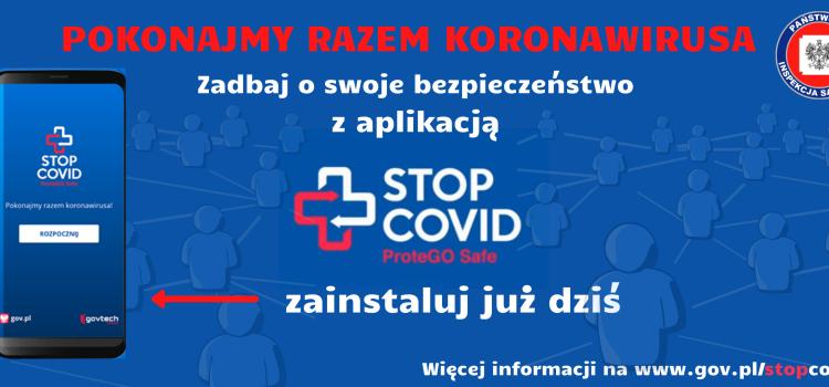 Pismo PPIS w Rudzie Śląskiej wraz z materiałami edukacyjno-informacyjnymi dotyczących działań akcyjnych