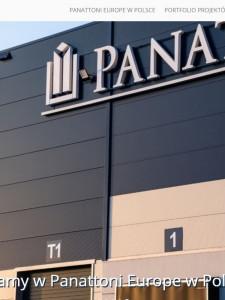 Informacja – Technik logistyk oraz technik eksploatacji portów i terminali. Zakończona budowa Panattoni Park Ruda Śląska III