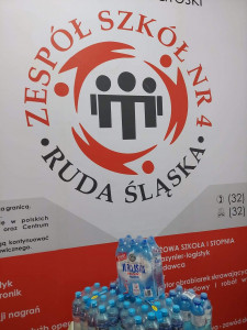 Bardzo dziękujemy wszystkim darczyńcom, którzy włączyli się w akcję zbierania wody dla szpitala