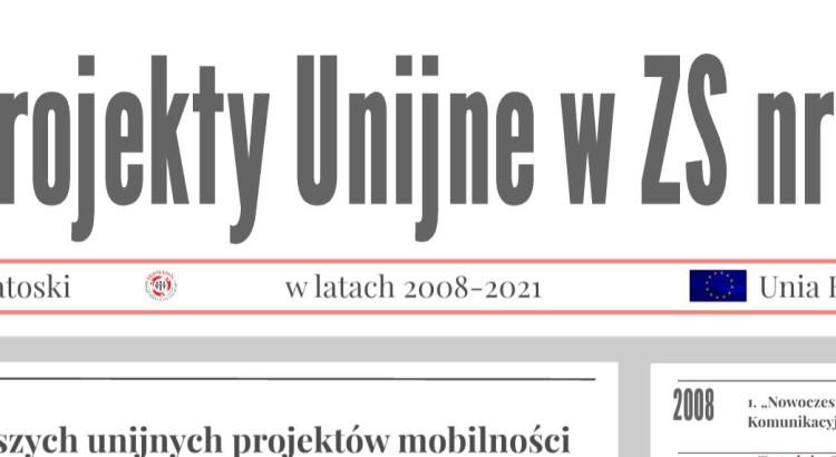 Szkolny Klub Europejski przy ZS nr 4 im. Piotra Latoski w Rudzie Śląskiej